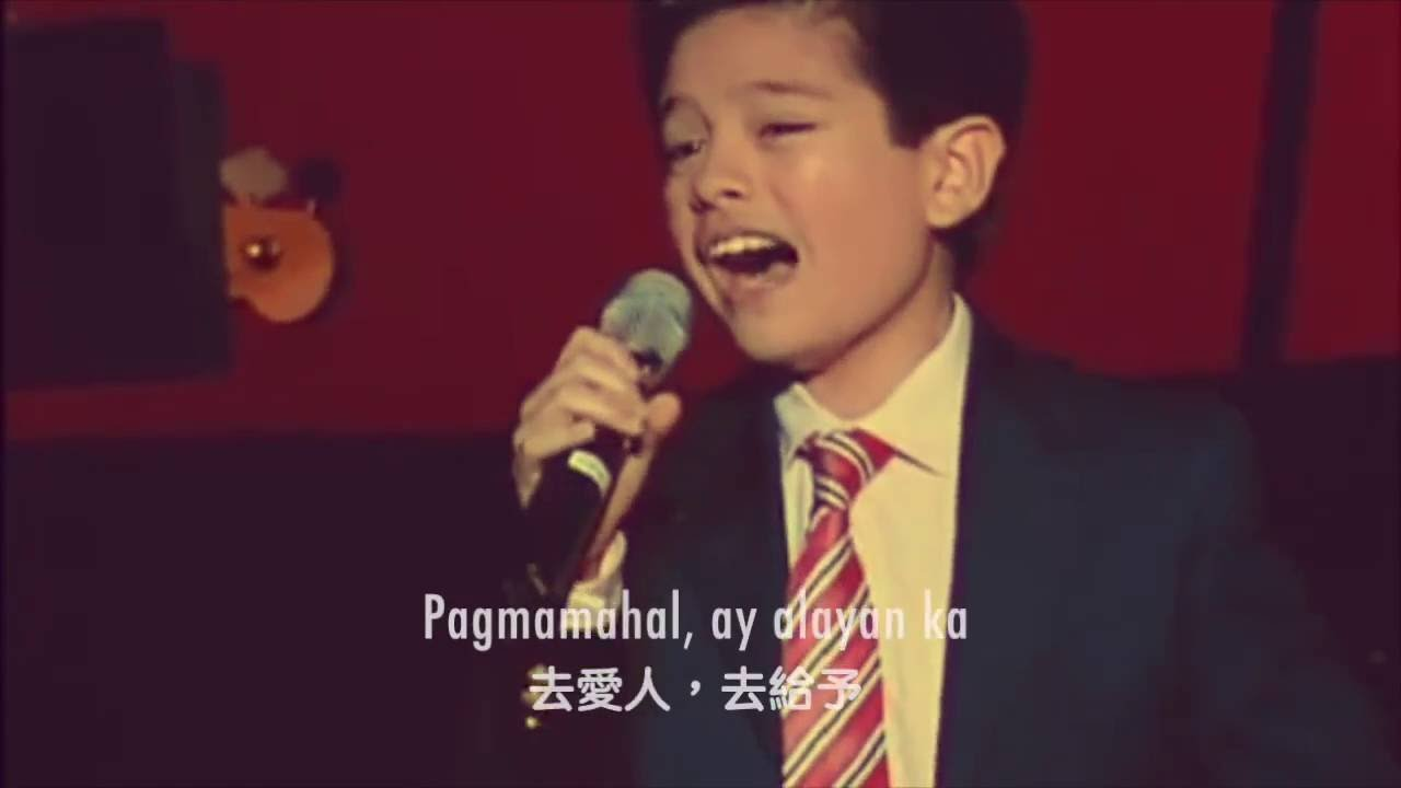 [菲律賓民歌中字幕] Dahil Sa'yo 全因為你 - CHARLIE GREEN - YouTube