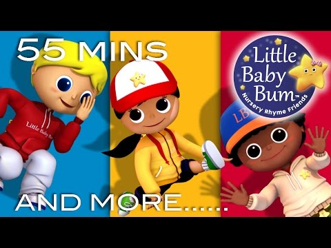 Dancing Songs | Plus Lots More Nursery...