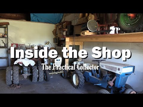 Inside The Shop - The Practical Collector