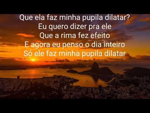 LETRA Pupila - Ana Vitória part Vitor Kley  021