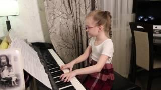 Мы вдвоем (cover М. Фадеев feat Наргиз) - Виктория Викторовна 8 лет.
