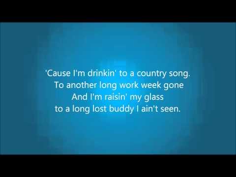 "Cole Swindell ""Ain't Worth The Whiskey"" - Lyrics"