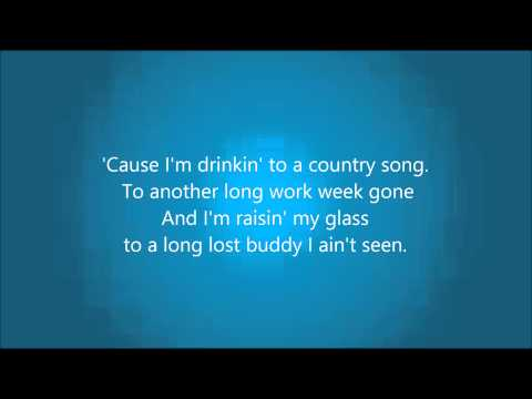 "Cole Swindell ""Ain't Worth The Whiskey"" - Lyrics"