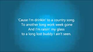 "Cole Swindell ""Ain"