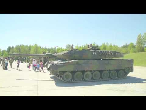 US 7th Army JMTC   Strong Europe Tank Challenge Interoperability Day 1080p