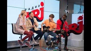 """Quest Pistols Show с песней """"Ух ты какой!"""" на Радио ENERGY"""