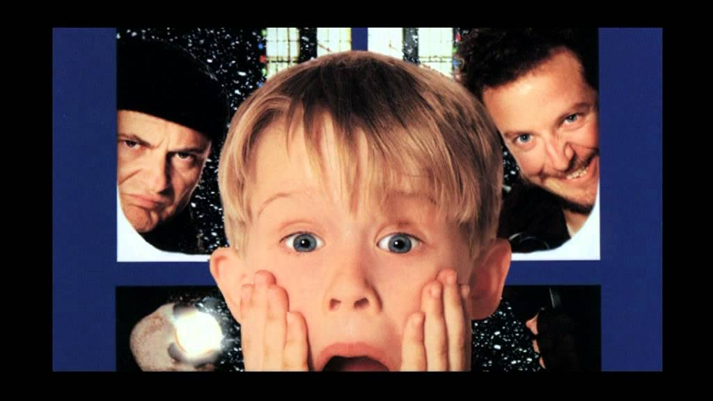 Home Alone-We Wish You a Merry Christmas/End Titles - YouTube