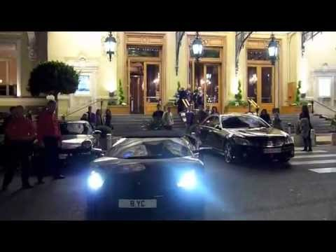 Monte Carlo, Monaco by Night