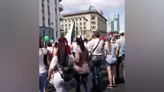 Запись прямого эфира Митинг день 29 ХАБАРОВСК СВОБОДУ ФУРГАЛУ