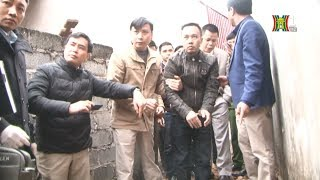 Nghi phạm cướp ngân hàng Agribank, chi nhánh Bắc Giang đã bị bắt | Tin nóng 24H | Nhật ký 141