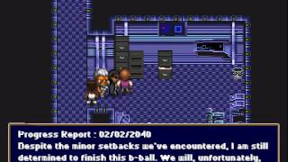 Lets Play Barkley, Shut Up and Jam: Gaiden Episode 16 - Ghostology