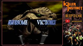Killer Instinct: Riptor (SNES) Retro Gameplay