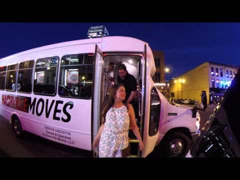 Nashville Moves Shuttle Service
