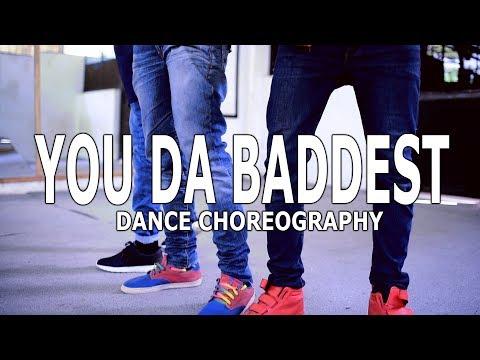 Future - You Da Baddest ft. Nicki Minaj | Dance Choreography