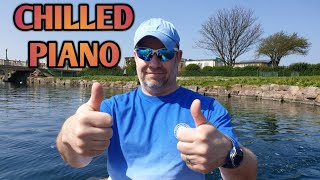 Chilled piano instrumental, Crazydad616 music with loads of bloopers grrrrr