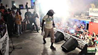 Irie Productions Presents Mad Cobra Live From Panama 2011