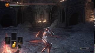 Меч Арториаса в dark souls 3