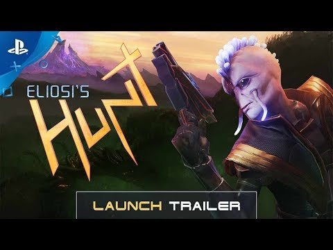 Eliosi's Hunt – Launch Trailer | PS4