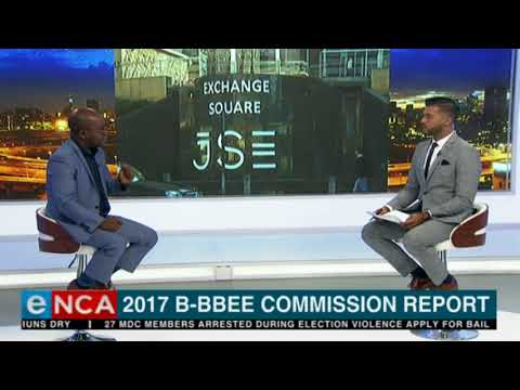 2017 B-BBEE Commission report - Black ownership down