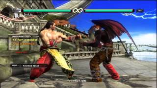 TEKKEN 6 - Devil Jin Combo Exhibition 2