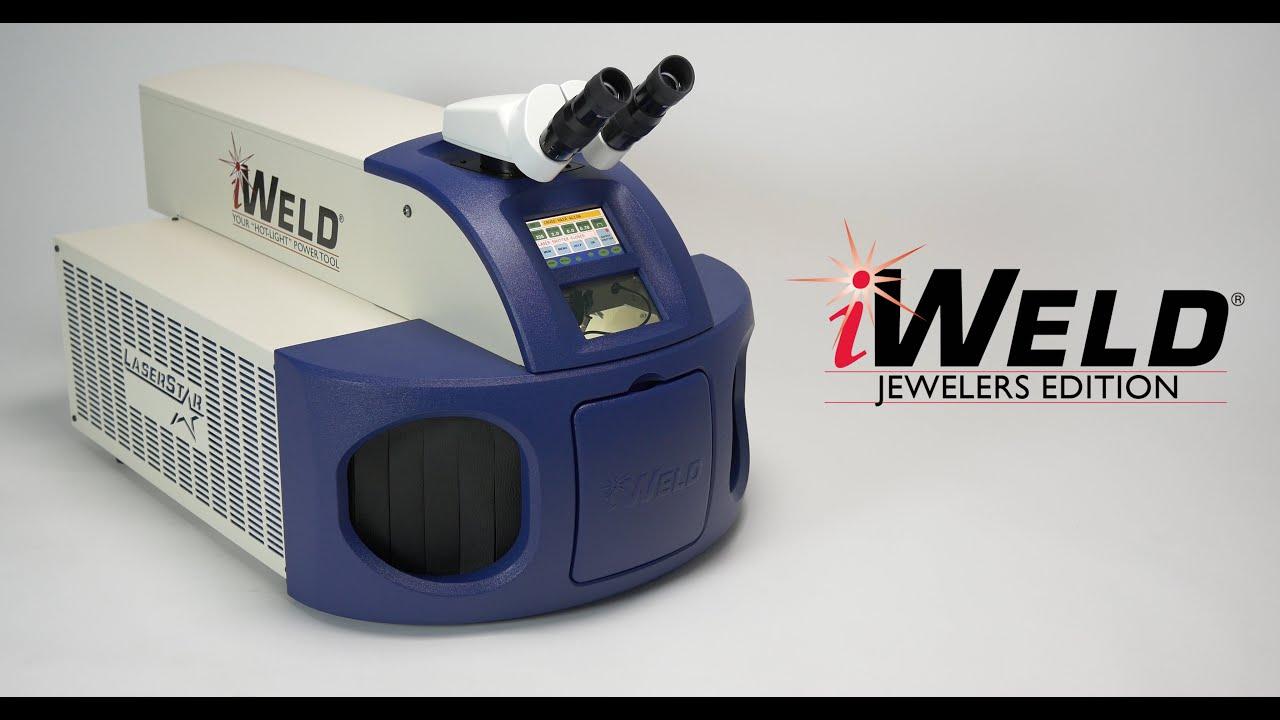 Benchtop Jewelry Laser Welding System | LaserStar