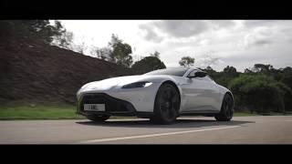 Aston Martin - stacje robocze Lenovo