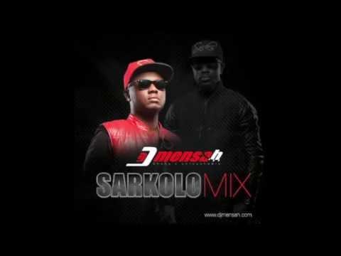 DJ MENSAH-DA UNTOUCHABLE-SARKOLOMIX(ROAD TO SARKCESS)-2014