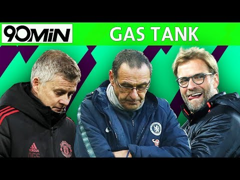 """SARRI HAS TO STAY"" Chelsea's season over!? Should Solskjaer get Man United job!? Liverpool Top!"