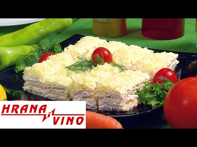 Slane oblande | Hrana i Vino