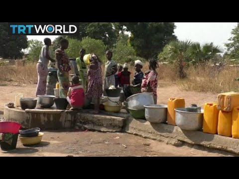 Central African Republic Displaced: Food running out for internally displaced