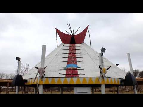 Ponca Tribe of Nebraska - Powwow grounds