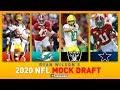2020 NFL MOCK DRAFT Full First Round Following Tua's Announcement and Bowl Season   CBS Sports HQ