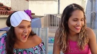 TENTE NÃO RIR 3! - QUEM PERDER TOMA UM BANHO! - ft. Juliana Baltar