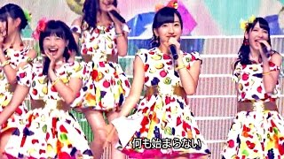 【Full HD】 HKT48...