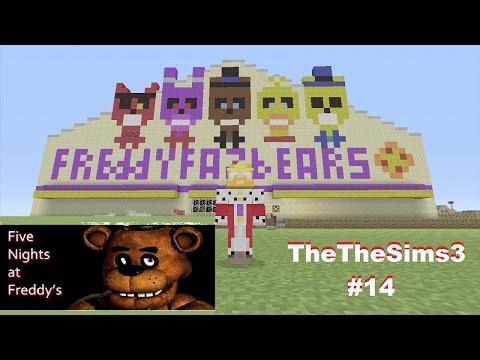 Minecraft Xbox - Freddy Fazbear's Pizza Tour [#14]