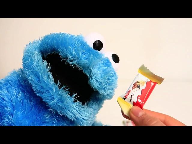 Sesame Street Cookie Monster