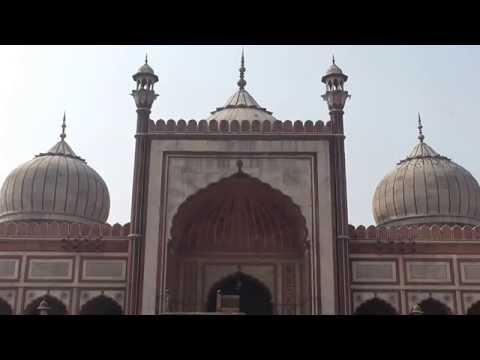 Azan from Jama Masjid in Delhi, India