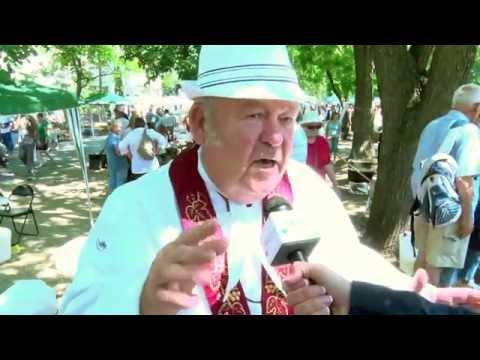 Benke László Interjú / Karcagi Birkafőző Fesztivál 2014.06.28.