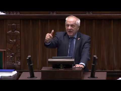 TOTALNY odjazd Niesiołowskiego – wotum nieufności debata (07.12.2017)