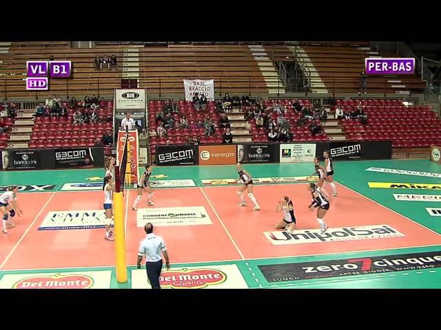 Gecom Perugia vs Bastia PG - 3° Set