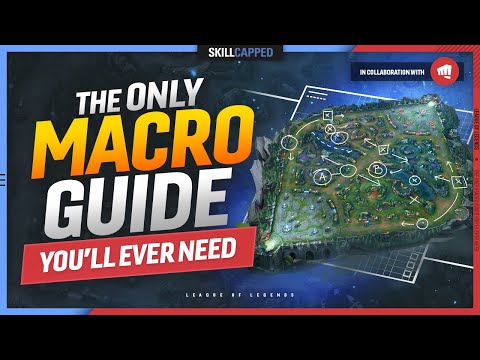 The ONLY MACRO GUIDE You'll EVER NEED - League of Legends Season 11