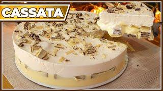 Cassata De Torta Sorvete Simples