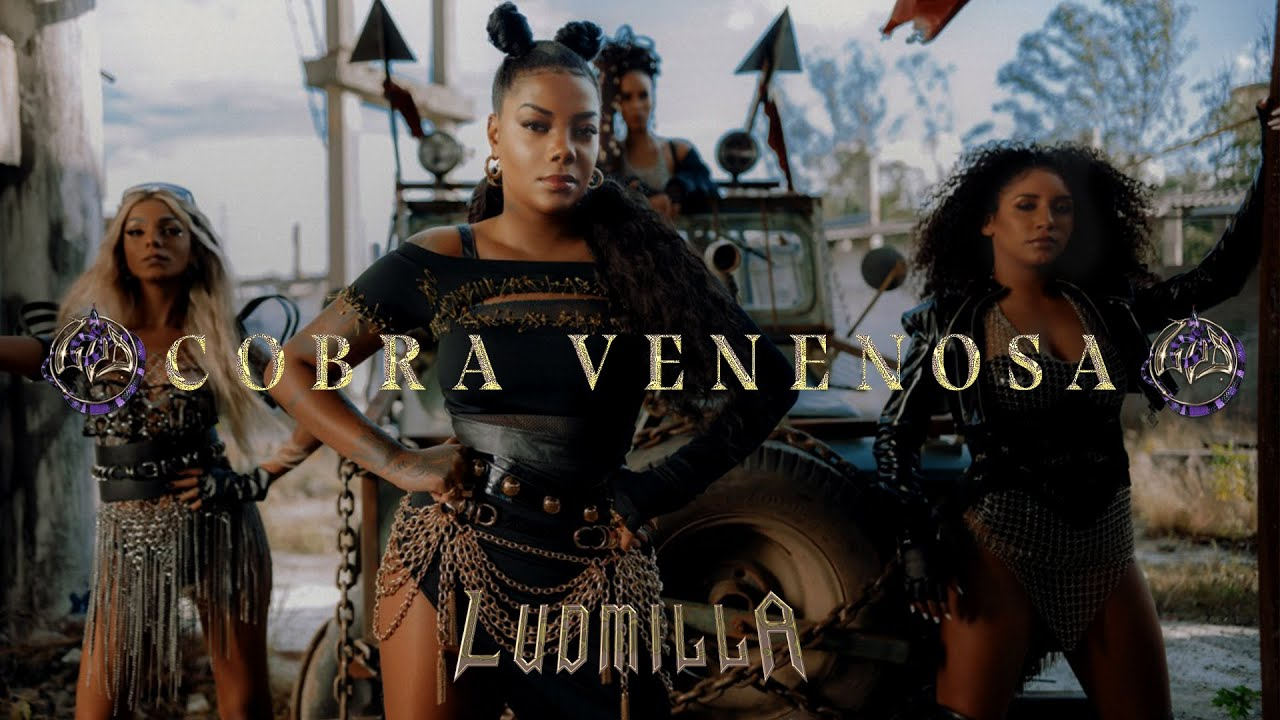 Ludmilla - Cobra Venenosa feat. DJ Will 22 (Official Music Video)