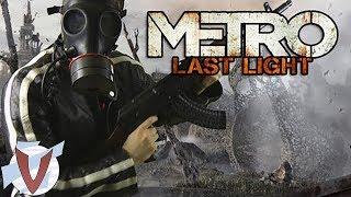 Metro Last Light Angry Joe RUS RVV