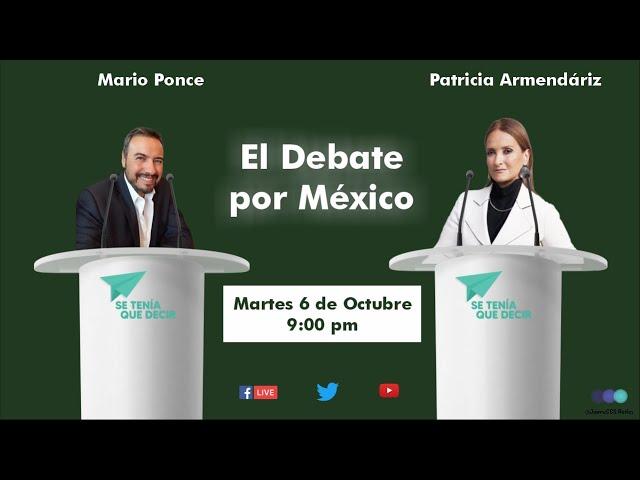 Debate por México