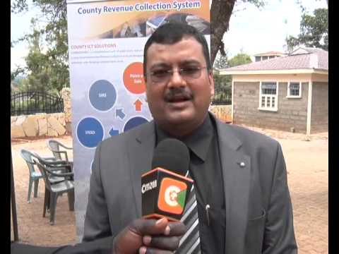 Revenue Collection System Official Inauguration at Vihiga County