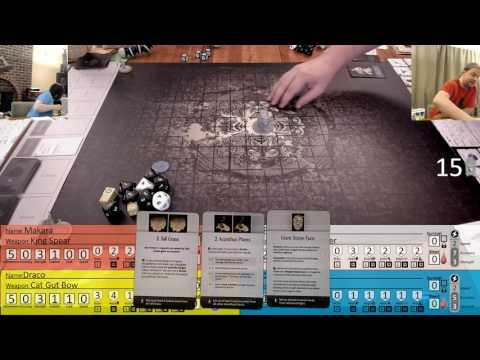Settlement #4.0 Part 32 -  Kingdom Death Monster - Hunt White Lion - People of the Sun