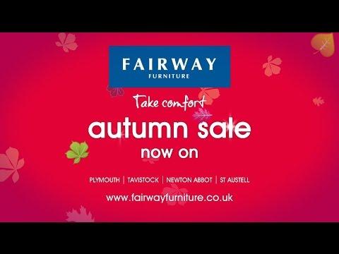 Fairway Furniture   Autumn Sale Savings | Autumn 2016