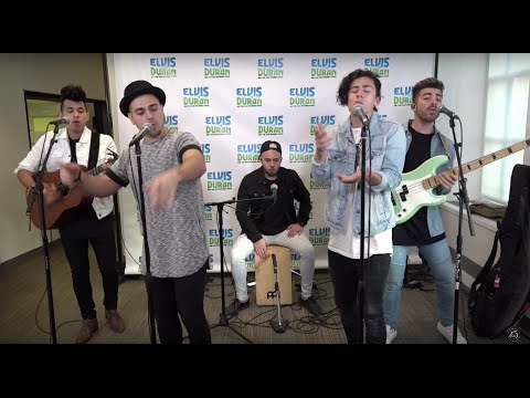 Twenty One Pilots - Ride - Cover by, LOS 5 - The Elvis Duran Show