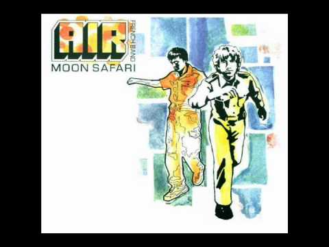 Air - Talisman (Moon Safari)